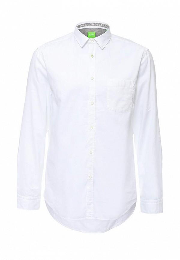 Рубашка с длинным рукавом Boss Green 50308452: изображение 1
