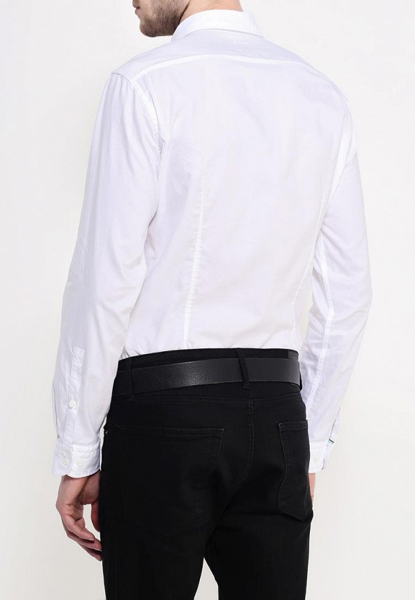 Рубашка с длинным рукавом Boss Green 50308452: изображение 4