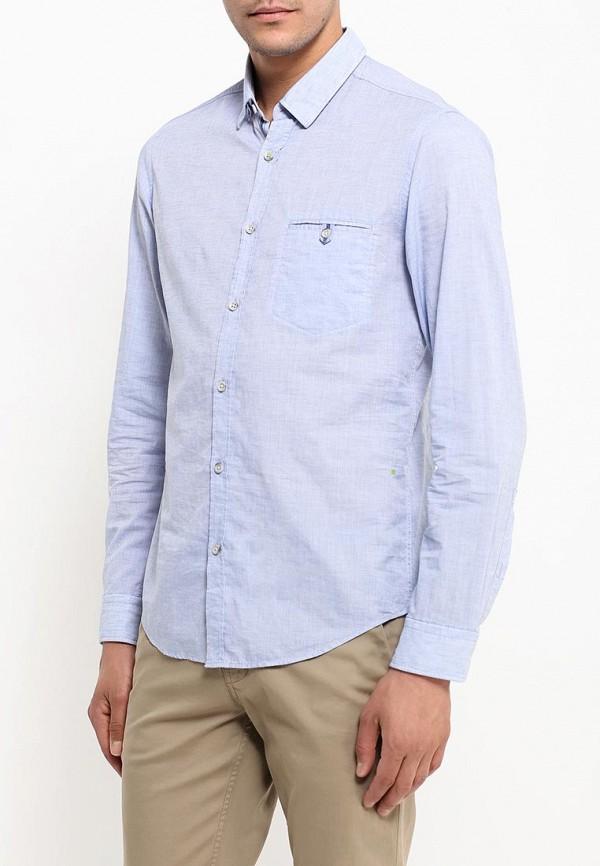 Рубашка с длинным рукавом Boss Green 50308450: изображение 4