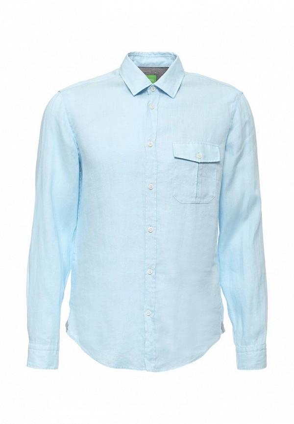 Рубашка с длинным рукавом Boss Green 50308467: изображение 1