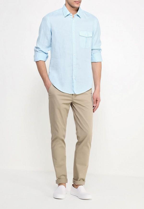 Рубашка с длинным рукавом Boss Green 50308467: изображение 3