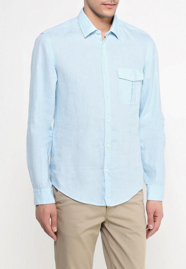 Рубашка с длинным рукавом Boss Green 50308467: изображение 4