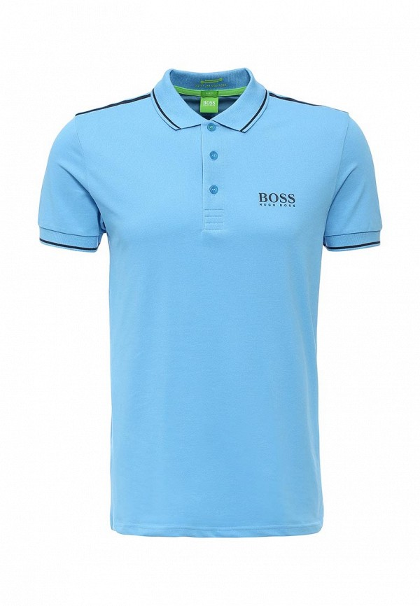 Мужские поло Boss Green 50310307: изображение 1