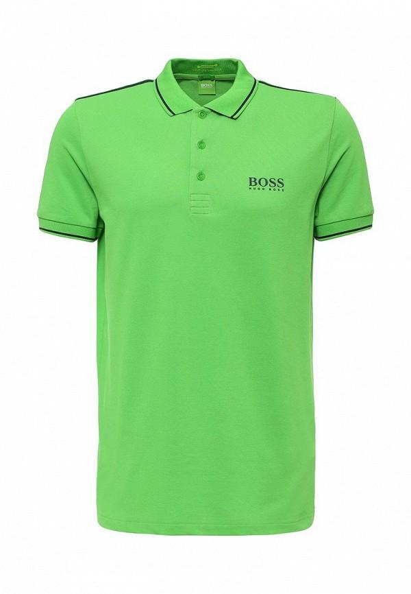 Мужские поло Boss Green 50310307: изображение 2