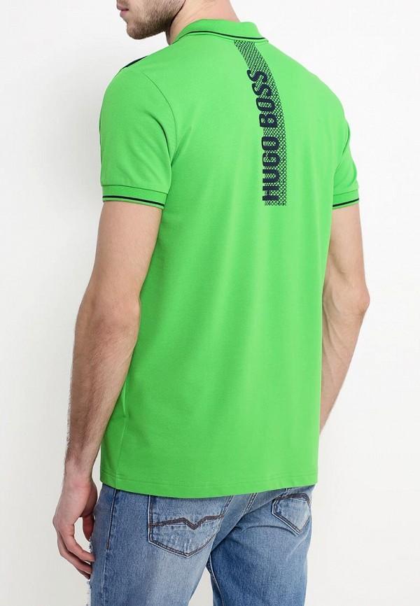 Мужские поло Boss Green 50310307: изображение 5