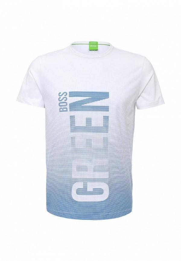 Футболка с коротким рукавом Boss Green 50309831: изображение 1