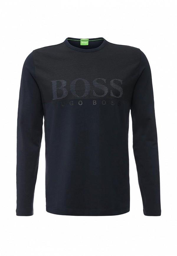 Футболка с надписями Boss Green 50313361