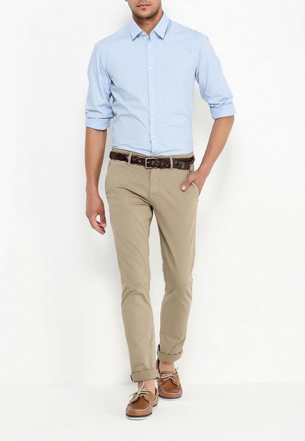 Рубашка с длинным рукавом Boss Green 50314167: изображение 4
