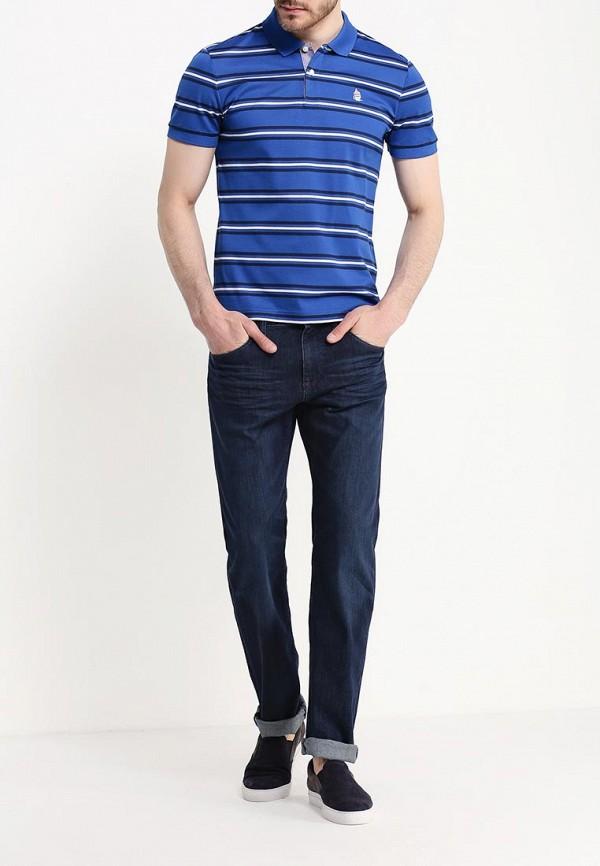 Мужские прямые джинсы Boss Green 50313423: изображение 2