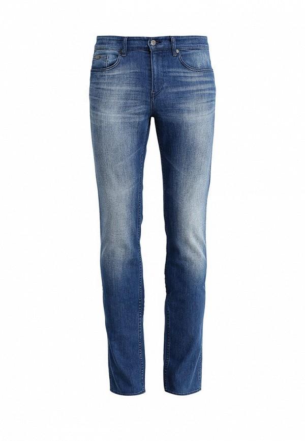 Мужские прямые джинсы Boss Green 50313428: изображение 1