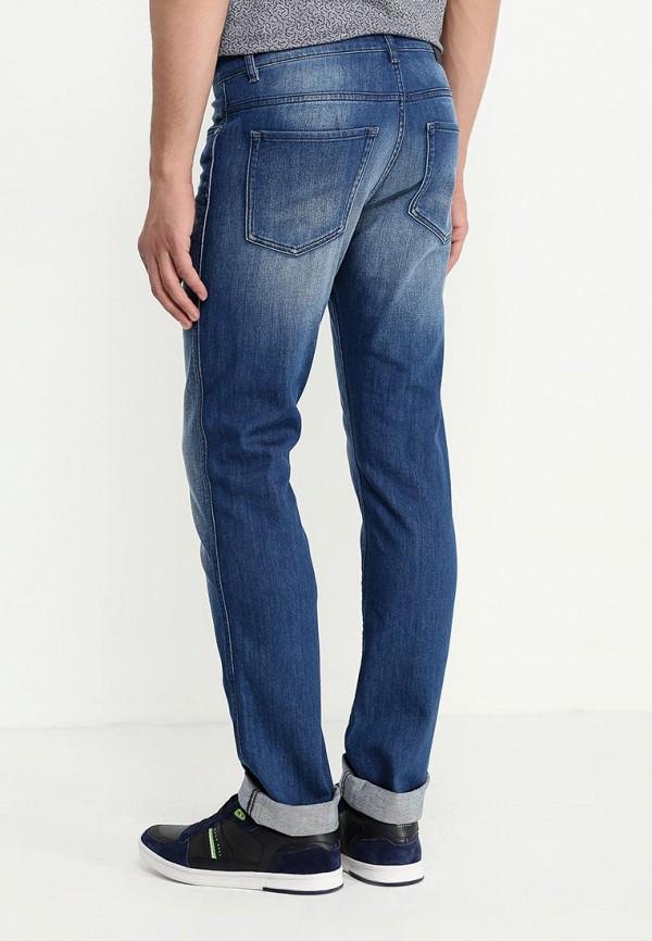 Мужские прямые джинсы Boss Green 50313428: изображение 4