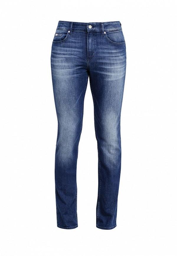 Зауженные джинсы Boss Green 50320331: изображение 1