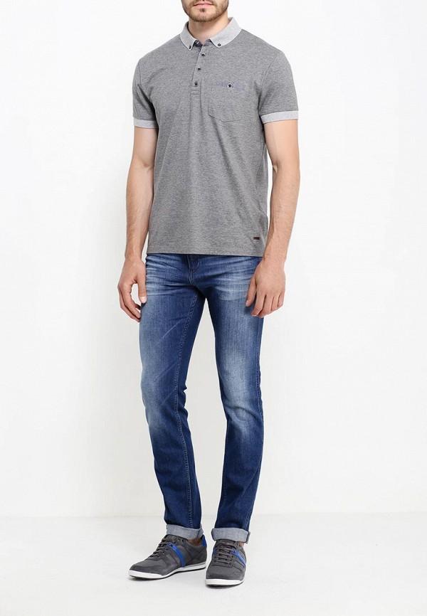 Зауженные джинсы Boss Green 50320331: изображение 2