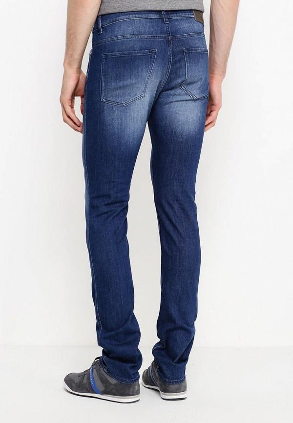 Зауженные джинсы Boss Green 50320331: изображение 4