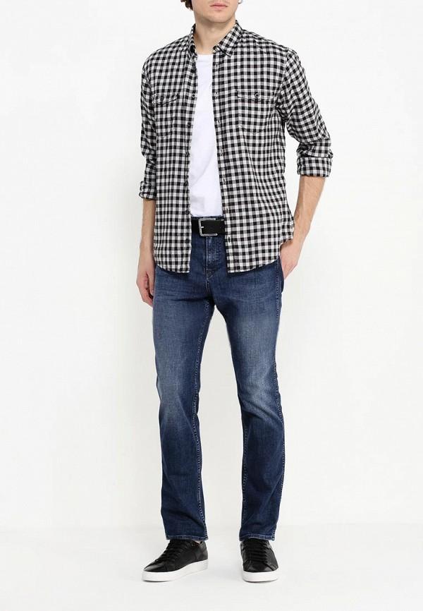 Мужские прямые джинсы Boss Green 50320326: изображение 2