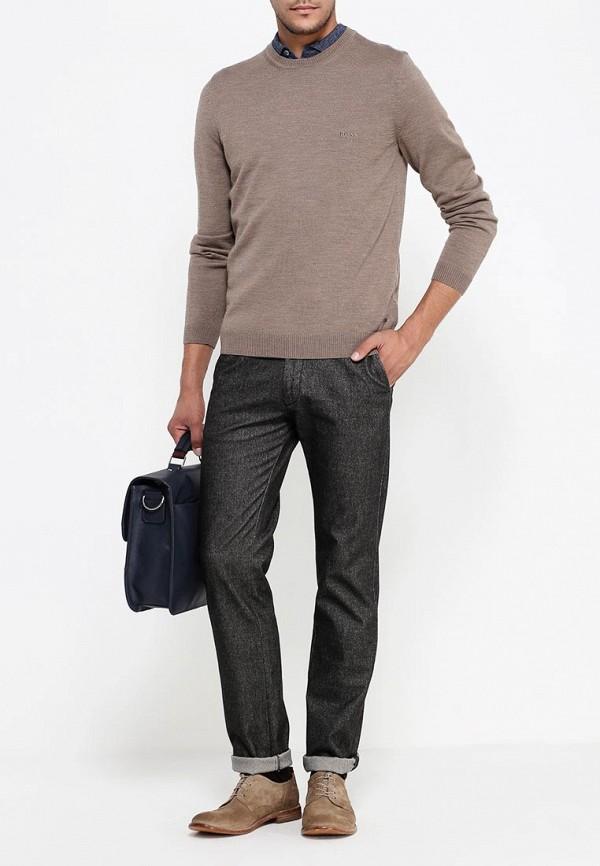 Мужские классические брюки Boss Green 50322603: изображение 2
