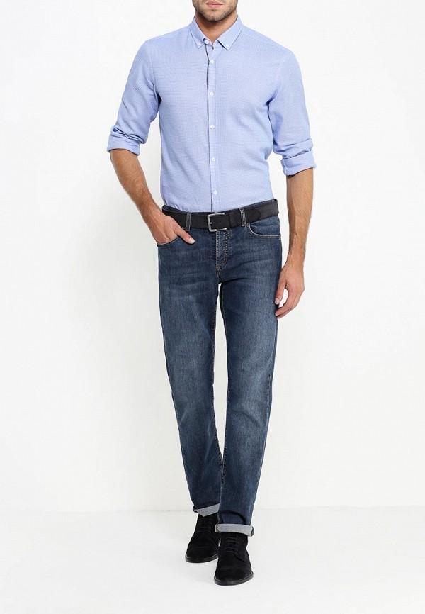 Рубашка с длинным рукавом Boss Green 50320146: изображение 2
