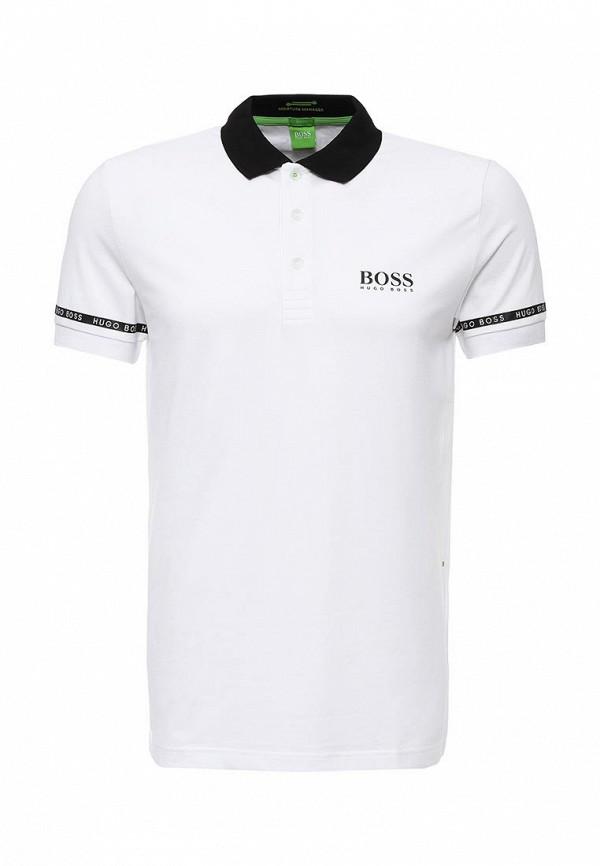 Мужские поло Boss Green 50320618: изображение 2