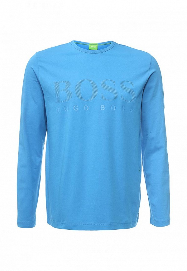 Футболка с длинным рукавом Boss Green 50249760: изображение 1