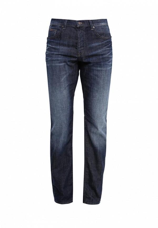 Мужские прямые джинсы Boss Green 50307910: изображение 1