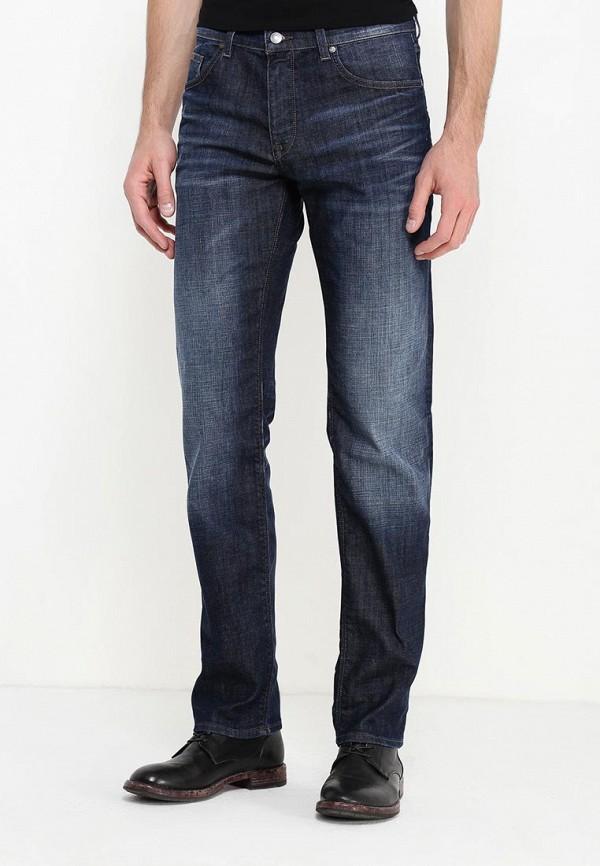 Мужские прямые джинсы Boss Green 50307910: изображение 3