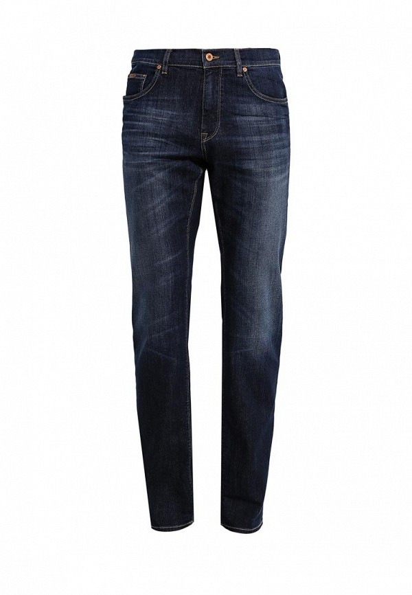 Мужские прямые джинсы Boss Green 50320157: изображение 1