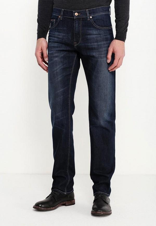Мужские прямые джинсы Boss Green 50320157: изображение 3