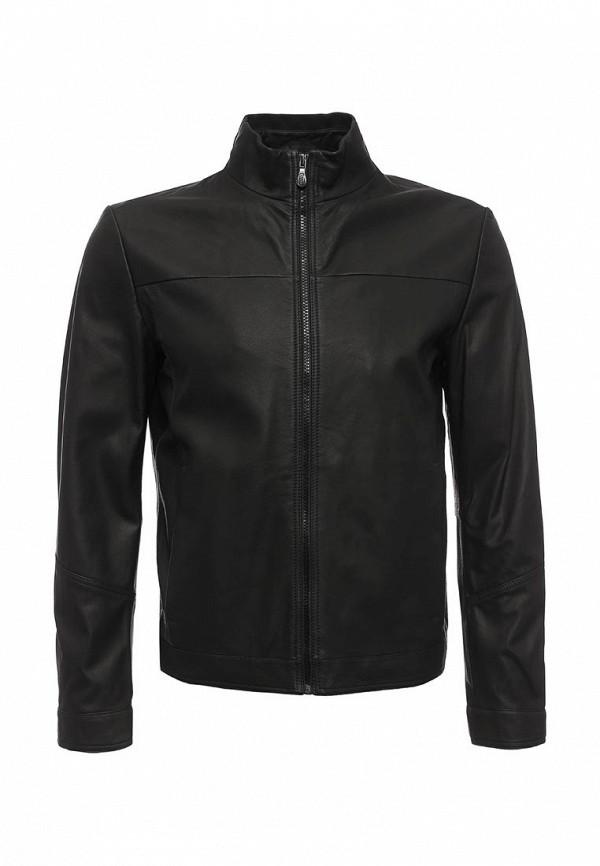 Кожаная куртка Boss Green 50326257