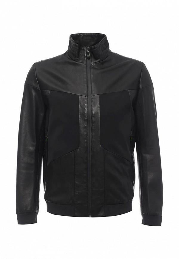 Куртка кожаная Boss Green 50325718