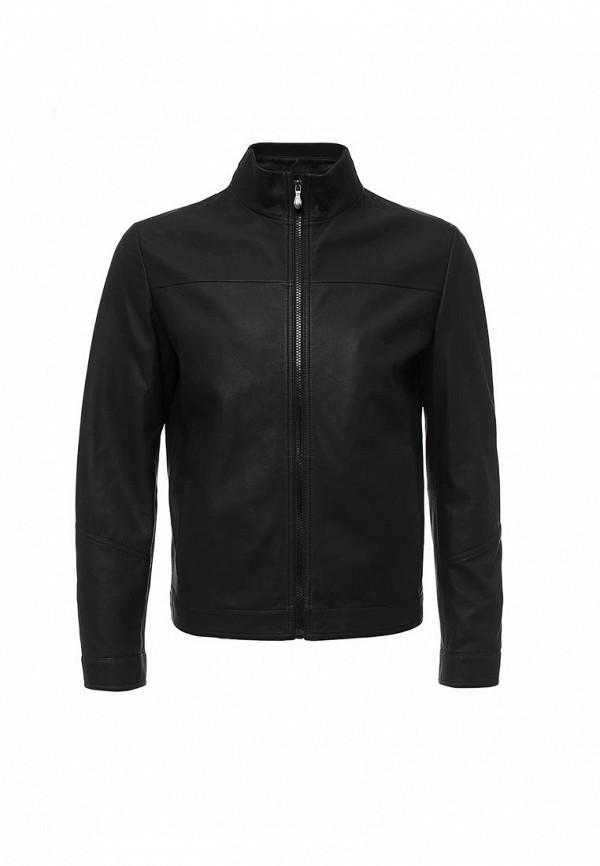Кожаная куртка Boss Green 50329037