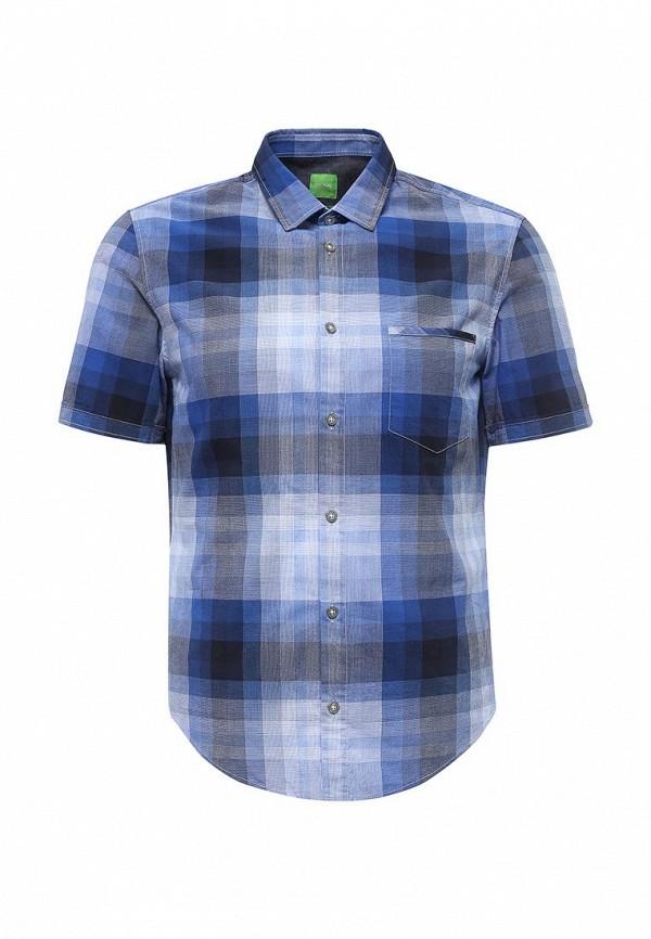 Рубашка с коротким рукавом Boss Green 50330821