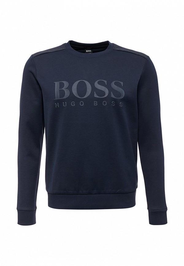 Свитшот Boss Green Boss Green BO984EMYUW47 толстовка свитшот dc rebel block grey heather