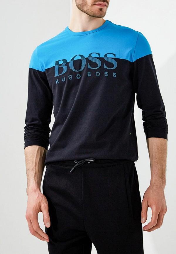 Лонгслив Boss Hugo Boss Boss Hugo Boss BO984EMYUW77 очки солнцезащитные boss hugo boss boss hugo boss bo010dmhls69