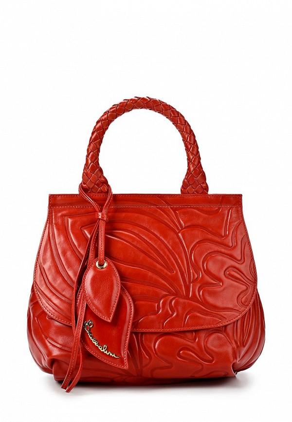 Кожаная сумка Braccialini B8572: изображение 1