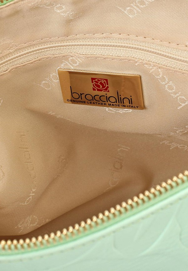 Кожаная сумка Braccialini B8724: изображение 10