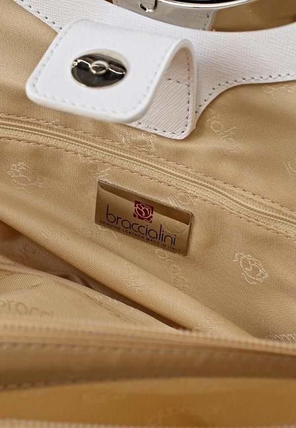 Кожаная сумка Braccialini B8540: изображение 6