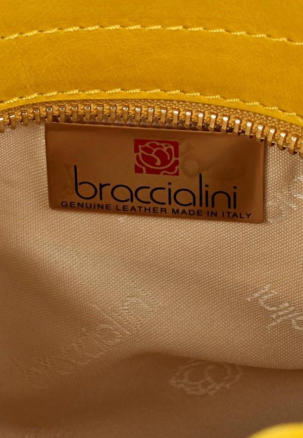 Кожаная сумка Braccialini B8570: изображение 6