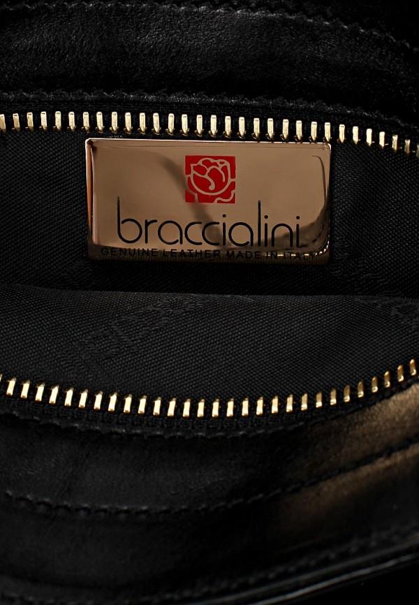 Кожаная сумка Braccialini B8570: изображение 8