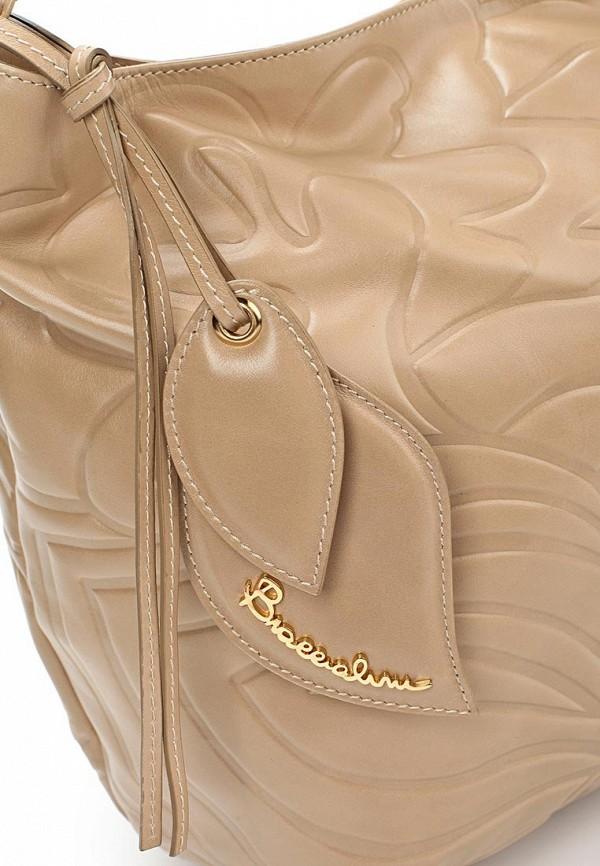 Кожаная сумка Braccialini B8576: изображение 7