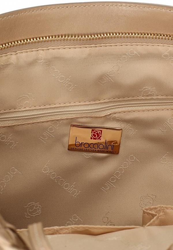 Кожаная сумка Braccialini B8576: изображение 9