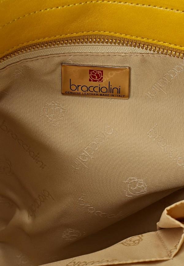 Кожаная сумка Braccialini B8571: изображение 8