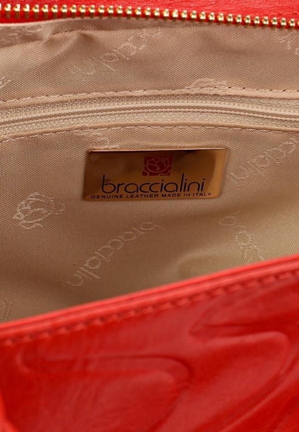Кожаная сумка Braccialini B8571: изображение 6