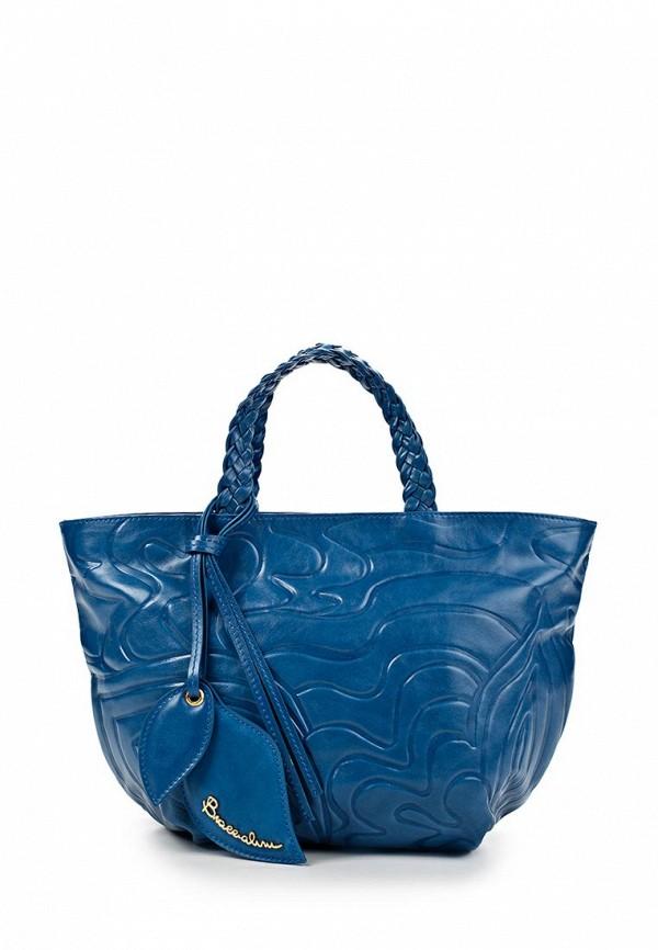 Кожаная сумка Braccialini B8571: изображение 1