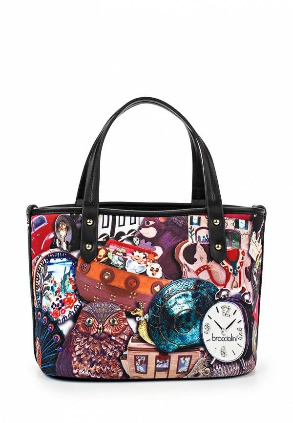 Текстильная сумка Braccialini B10021: изображение 1
