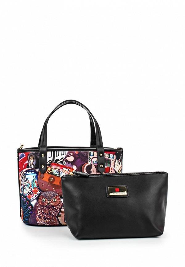 Текстильная сумка Braccialini B10021: изображение 2