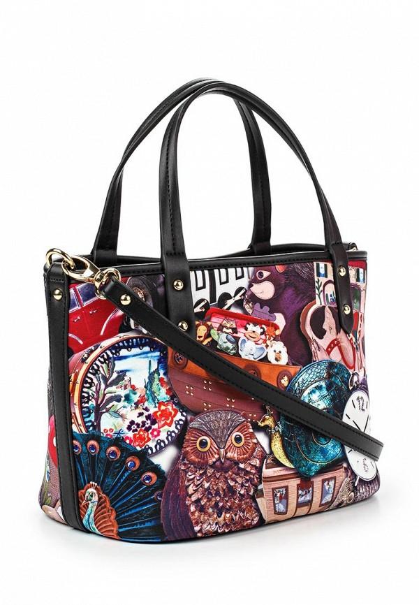 Текстильная сумка Braccialini B10021: изображение 3