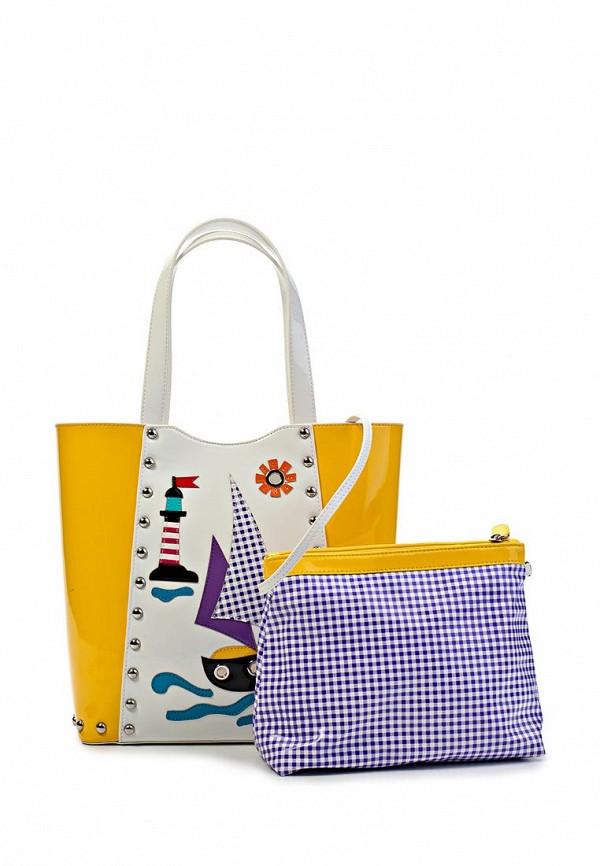 Пляжная сумка Braccialini B7515: изображение 2