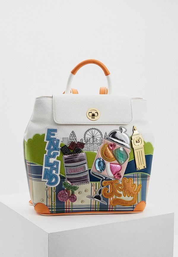 3cb13f78a9a8 Купить женский рюкзак Braccialini b12004 арт. BR001BWZKM79 ...