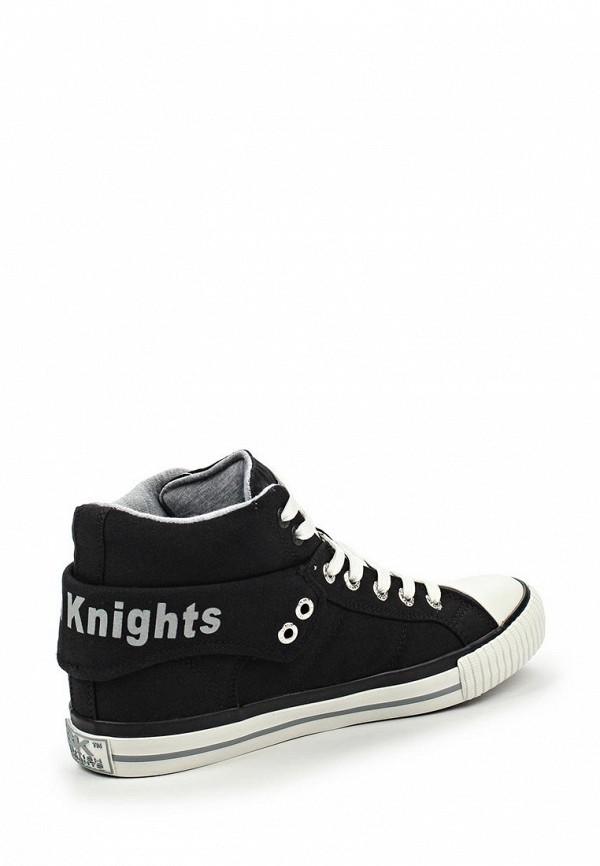 Женские кеды British Knights B37-3702-01: изображение 2