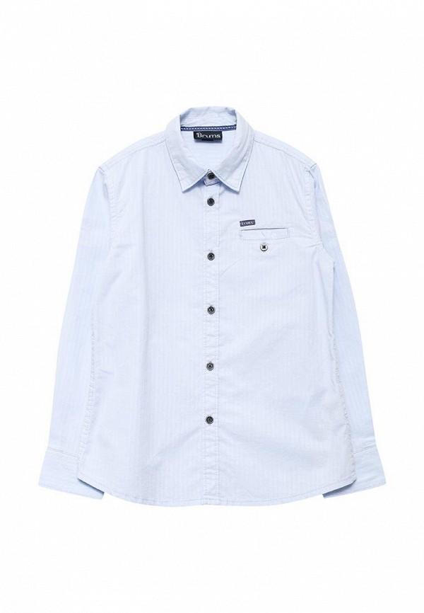 Рубашка Brums Brums BR003EBUMU26 толстовка нежно голубого цвета brums ут 00008785